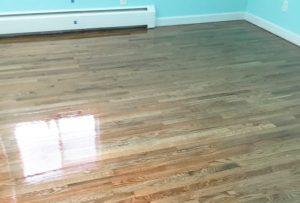Refinishing Wood Floor