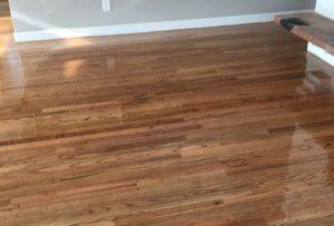 Wood Floor Refinishing Service