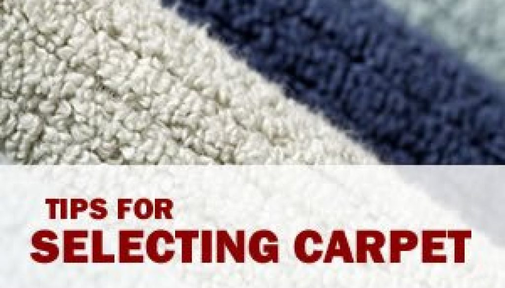 tips-for-selecting-carpet