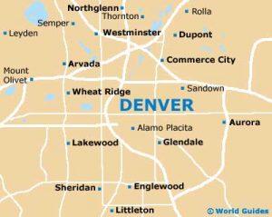 Denver Service Area