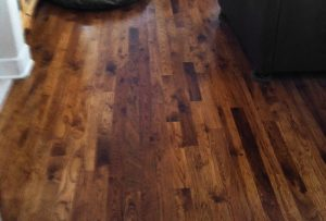 Restoration of Wood Floors