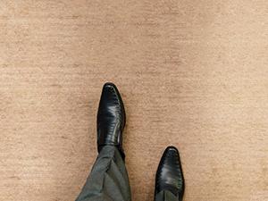 Carpet Traffic Patterns