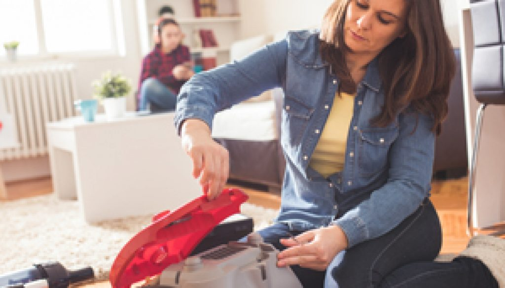 Vacuum troubleshooting tips