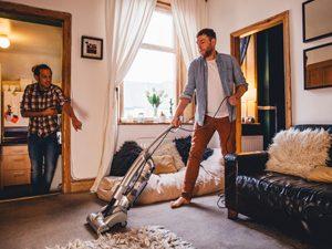 Vacuum Hard To Push
